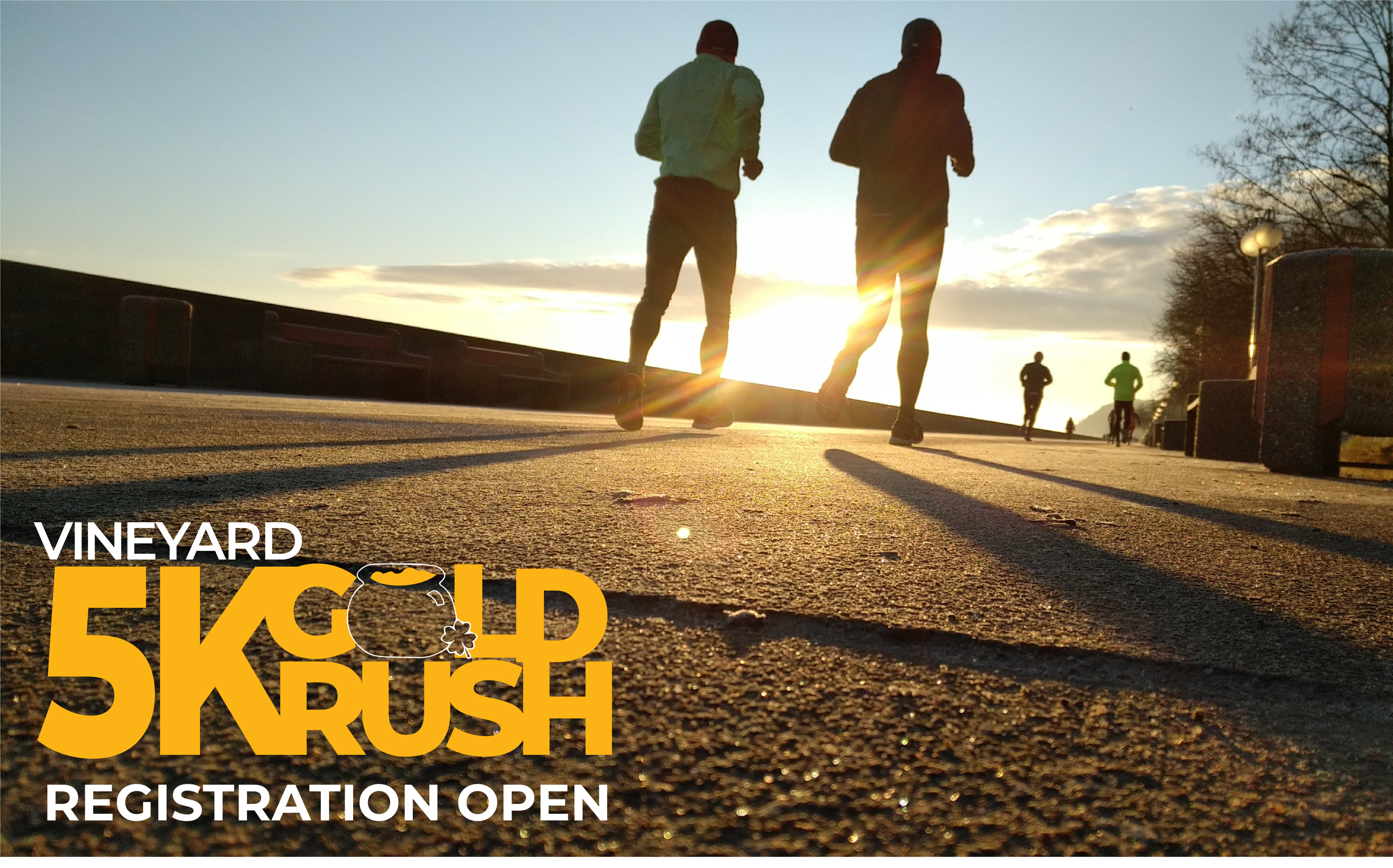 Gold Rush Registration Open
