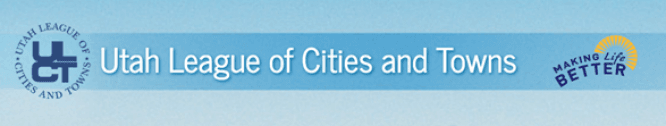 Utah League of Cities and Town website